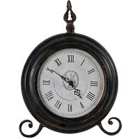 Classic Style Clock On Stand - Lrg