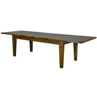 Extendable Rustic Dining Table - 3 Size