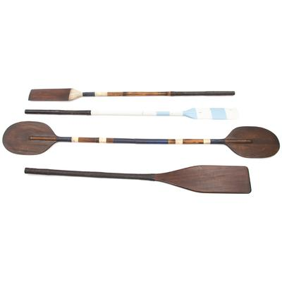 Reproduction Nautical Paddles and Oars