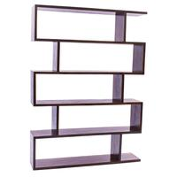 Calis Asymmetrical Bookcase