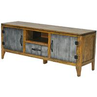 Tin Man 2 Door TV Stand
