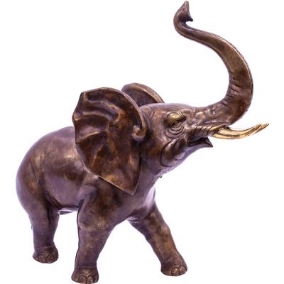 Bronze Figurine - Elephant